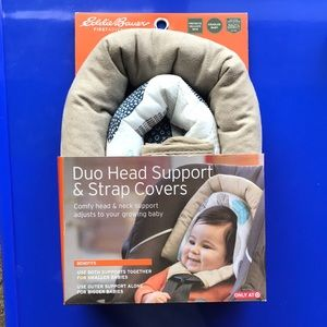 Eddie Bauer car seat head support